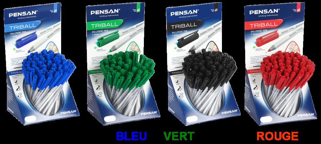 stylo rouge,stylo Vert, stylo noir,stylo bleu